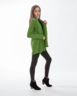 'Maya' Short Jacket – Fern (Fn)