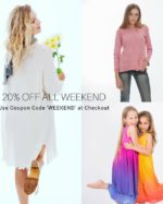 Sale on Now!! 20 Off Store Wide Coupon Code WEEKENDhellip