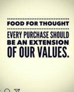 What do you Value? Shop Consciously Shop Ethically Think abouthellip